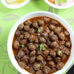 chole recipe | how to make punjabi chole masala recipe