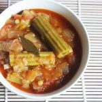 drumstick curry recipe, how to make drumstick curry (munagakaya tomato kura)