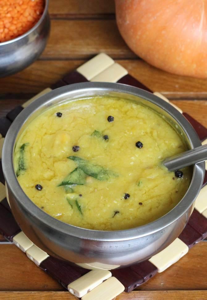 Dal pumpkin recipe without onion garlic gummadikaya pappu dal pumpkin recipe forumfinder Images