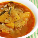 Gummadikaya pulusu recipe – andhra pumpkin stew with tamarind
