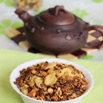 stovetop granola recipe – easy granola recipe using jaggery