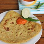 paneer paratha recipe – easy paneer paratha recipe (step by step pics)