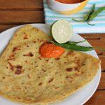 paneer paratha recipe – easy paneer paratha recipe