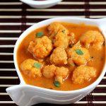 gobi masala recipe | cauliflower masala curry | gobi recipe