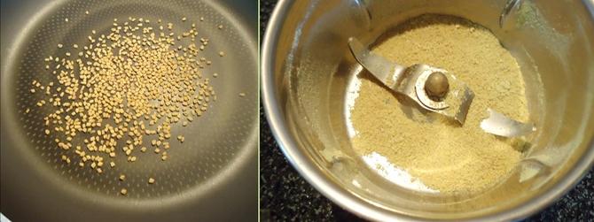 spice powder for drumstick pickle recipe