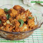 Gobhi Masala Recipe – Cauliflower Masala Curry (North Indian Style)