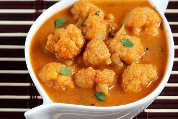 Gobi masala recipe   Cauliflower masala curry   Cauliflower recipes