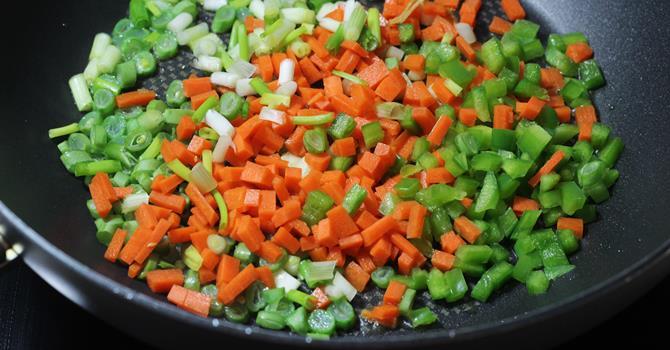 paneer fried rice recipe 2