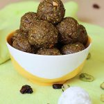 Raisin Nut Balls | Ladoo
