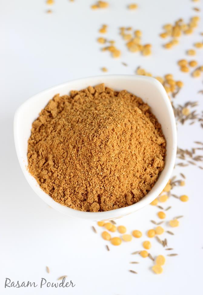 rasam powder recipe swasthis recipes