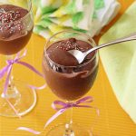 Tofu chocolate mousse (Eggless)