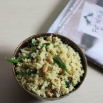 rava pulihora with lemon | broken wheat pulihora recipe
