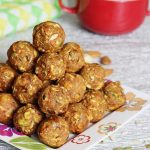 dry fruits laddu recipe , make dry fruits ladoo with jaggery