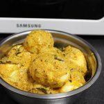 egg masala recipe – easy egg masala (no onions)