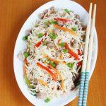 soya chunks fried rice recipe   meal maker fried rice   soya chunks recipes