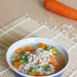 vegetable barley soup | Indian soup recipes