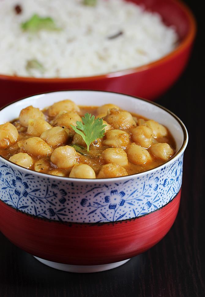 chole masala recipe swasthis