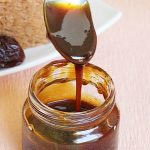 date syrup, how to make dates syrup (homemade date syrup recipe)