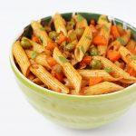 Masala pasta recipe | Indian style pasta recipe | Macaroni recipe for kids