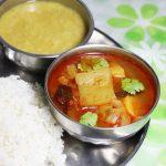 sorakaya pulusu recipe – andhra bottle gourd stew recipe