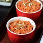 Carrot halwa recipe | Gajar ka halwa recipe | North Indian carrot halwa