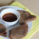 Ragi dosa – Ragi Flour Recipe (Healthy Indian Breakfast )