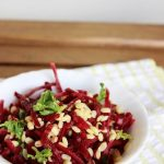 Beetroot salad – Beetroot Kosambari Recipe