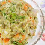 Hot Vegetable Chutney Recipe – Andhra Mixed Vegetable Pachadi
