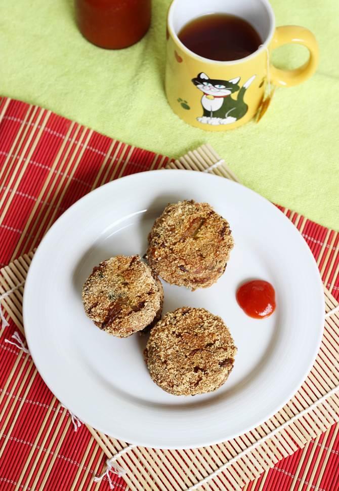 mushroom tikki recipe