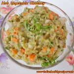 Hot Vegetable Chutney – Andhra Vegetable Pachadi