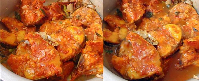 tamarind pulp fish pulusu