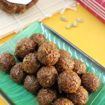 coconut ladoo recipe with jaggery | kobbari louz recipe