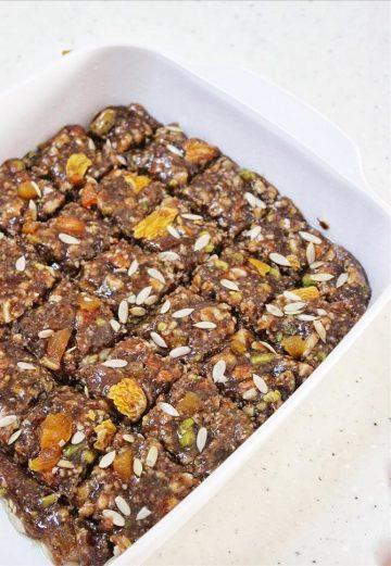 Dry fruit halwa | Dry fruit burfi recipe | diwali special recipes