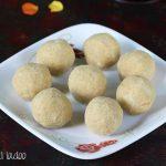 Moong dal ladoo recipe | How to make moong dal laddu recipe