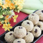 oats laddu or oats ladoo recipe