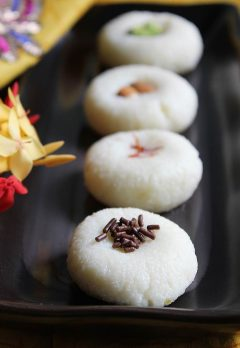 sandesh recipe – how to make bengali sandesh at home