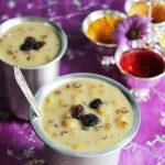 senaga pappu payasam | channa dal kheer | andhra festival recipes