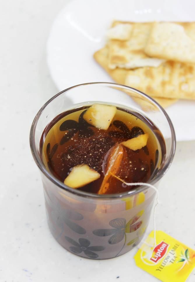 apple cinnamon tea recipe