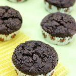 Eggless Banana Chocolate Muffins – No Butter, No Oil, No Sugar Recipe