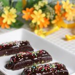 Date and nut chocolate bars – healthy, vegan, raw, no sugar energy bars
