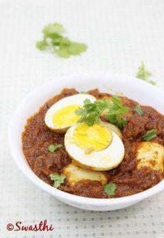 Egg vindaloo recipe – how to make goan vindaloo egg