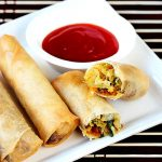 spring roll recipe, how to make veg spring rolls