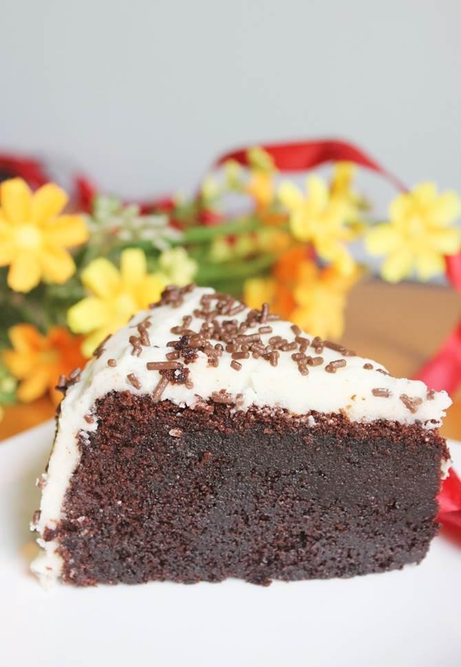 Hershey Box Chocolate Cake