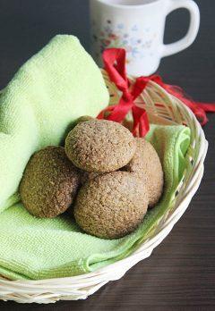 ragi cookies | ragi biscuits recipe | how to make ragi cookies