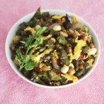 Ladies finger fry recipe | Bendakaya fry (vepudu) | Ladies finger recipes