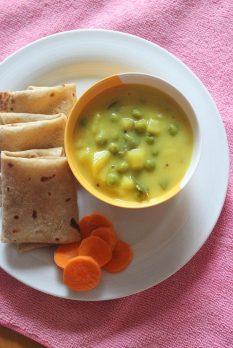 Potato sagu recipe   Aloo saagu   Bombay sagu recipe for poori