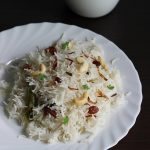 Ghee rice recipe | How to make ghee rice recipe with kurma