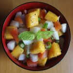 Mango salsa recipe | mango recipes