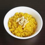 Pumpkin Halwa with Moong Dal – kaddu ka halwa
