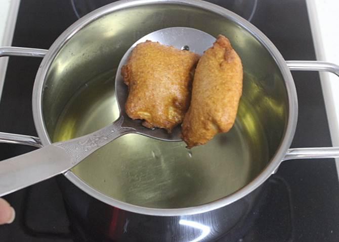 stuffing onions lemon for raw banana bajji recipe